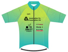 Tour of Hope Jersey