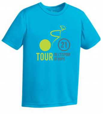Tour of Hope T-shirt